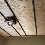 天井の設え